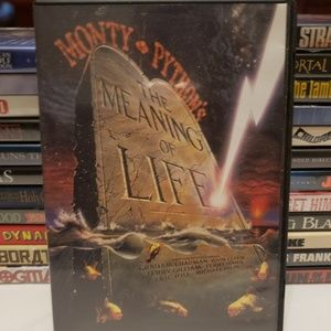 Monty Python's The Meaning of Life DVD